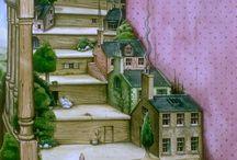 Fantastisches Malbuch - Colin Thompson