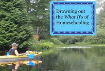 Homeschooling encouragement / Articles that I've found helpful and encouraging in my homeschooling journey.