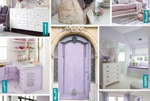 Color decoration / Barvy v interiéru
