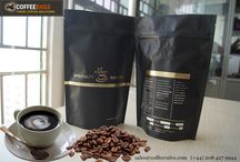 Foil Coffee Bags / We have been exporting and supplying premium quality #FoilCoffeeBags. http://www.coffeevalve.com/foil_coffee_bags.htm