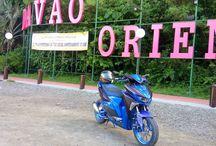 Davao motorcycle rental-book2wheel