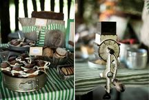 Details / We meet wonderful vendors making wonderful decoration.