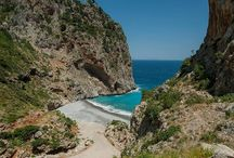 #Vythouri #beach. A hidden beach that isn't known to many people and definitely worth #visiting! / #Vythouri #beach. A hidden beach that isn't known to many people and definitely worth #visiting!