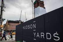 New York's Hudson Yards Project