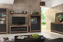 Ciepłe wnętrza / Zbliża się jesień - czas, kiedy coraz więcej czasu spędzamy w domowym zaciszu. Wyposaż swoje wnętrze w meble w ciepłych kolorach i schroń się przed chłodnymi podmuchami wiatru w bezpiecznej, własnej przestrzeni.