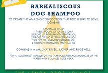 Essential Oils -- Animals/pets