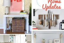 House projects: spring