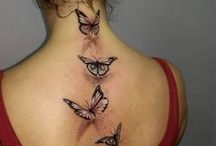 Tetovanie na chrbát