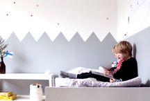 La habitación de Biel. / Inspiración para una habitación de bebé para niño.