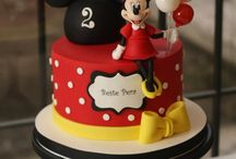 Alu's birthday cakes ideas