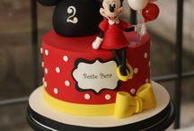 Alu's birthday cakes ideas