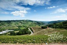 Wonderful Relais over Piemonte vineyards
