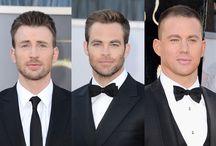 Men's / Men's hair styles