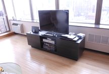 TV Stands / by Contempo Space