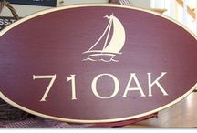 Wooden Signs /  Handmade Painted Wooden Signs - Made in the USA / by Wooden Signs Company, LLC
