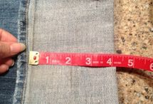 Hemming and alterations