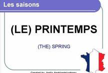 Classes de francais :) / Pour mes classes