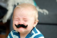 I MUSTACHE you a question!... / Everything Mustache! / by Sandra Walling