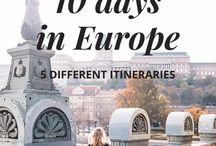 Europe Travel Guides