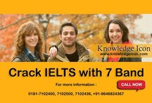 IELTS Classes in Jalandhar / Knowledge Icon offers IELTS Coaching Classes and get 7/8/9 bands or scores. Find the best institutes for IELTS in Jalandhar, Punjab, India. for more details check www.knowledgeicon.com