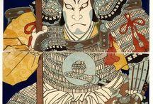 samurai inspo