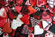 I love hearts / by Megan Simmons-Robertson