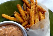 Dips & Sauces / by Tricia Hirschey