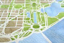 Maps / by Rubén Egea Amador