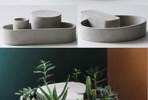 Concrete for handmade