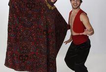Aladdin Jr Costumes