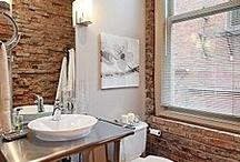 bathroom ideas / by Melissa Everhart