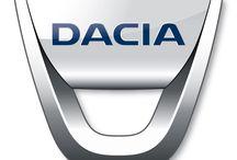 auta - Dacia