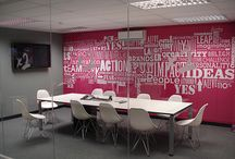 Office design and workplace decoration