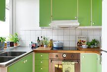 Kitchen / by Stephanie Crowley