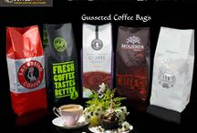 Gusseted Coffee Bags