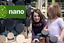 Nano - Exhibition / Imagine and Discover a World You Can't See.  Explore a small world where big science happens in this exhibition all about nanoscale science, technology and engineering.