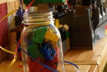 LEGO Party / LEGO party ideas - Games, food, entertainment, crafts and a lot more!