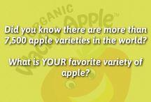 Wacky Apple Fun Facts