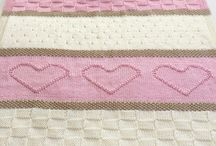 Crochet and Knitted Blankets