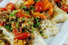 Low fodmap fish recipes