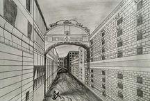 Desenele mele / My Drawings / My Drawings