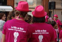 OCTOBRE ROSE : MONTROUGE MA VILLE EN ROSE