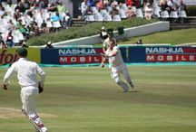 Test Match Cricket at Newlands / Pictures of Test Match Cricket at Newlands