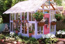 Greenhouses/Sheds/Coops
