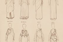 Ancient Greek Clothing References
