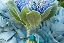 Muscari (Grape Hyacinth) Wedding Flowers