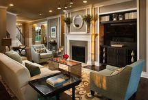 Be Inspired! / Want to know what goes on in the mind of a top interior designer? Check out Mary's blog posts for home transformation tips! / by Mary Cook Associates