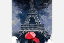 We'll always have Paris / by Kasey Droz