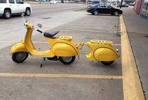 Oldtimer-Motorräder