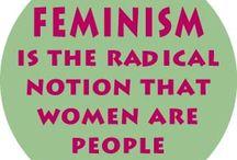 Lipstick Feminist / by Cheri Bonnett Greenwood